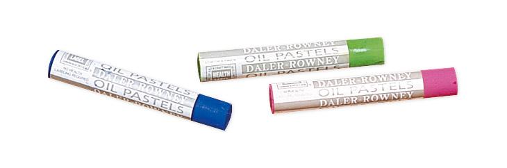 Daler Rowney : Oil Pastels