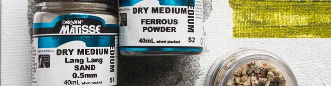 Derivan : Matisse Dry Mediums : Save 25% off RRP