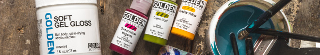 Golden : Fluid