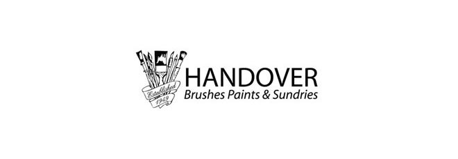 Handover : Thin Flat Signwriting Brushes