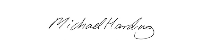 Michael Harding : Varnish