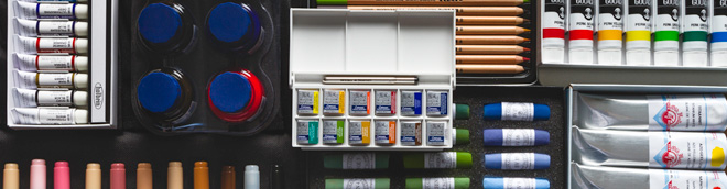 Oil Paint Sets