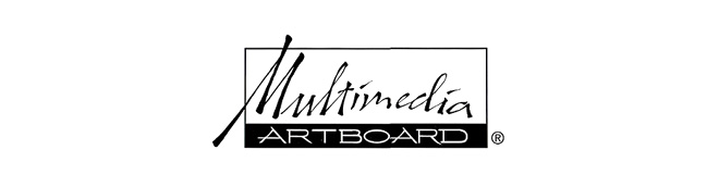 Multimedia Artboard : Pastel Artist Panel