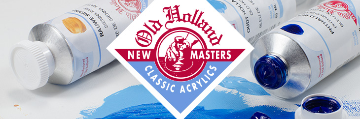 Old Holland : New Masters Classic Acrylic
