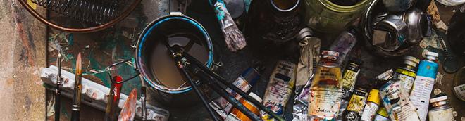 Oil Paint Sale