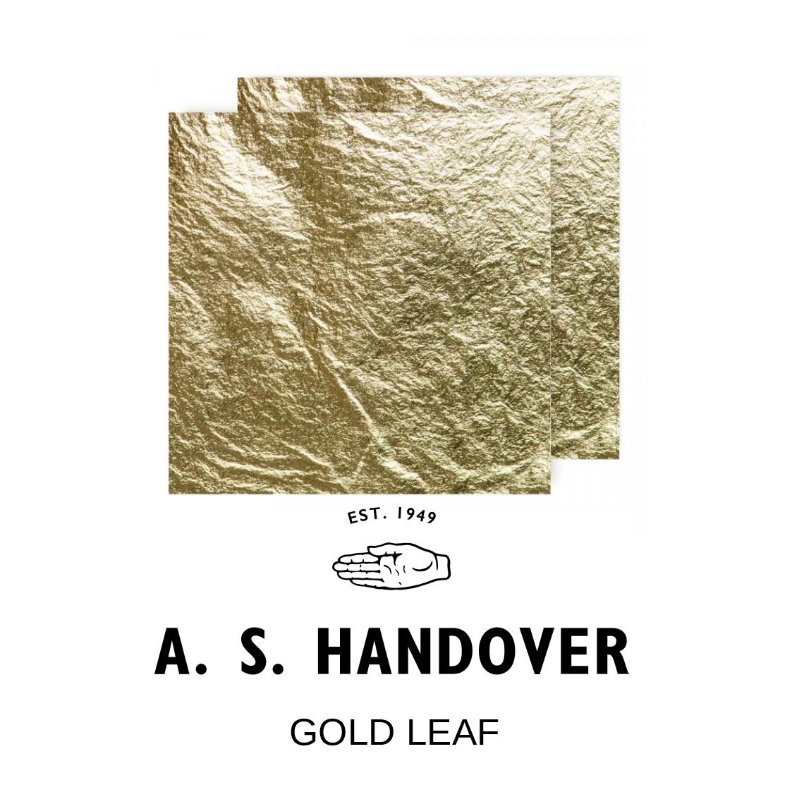 Handover Gold Leaf Range