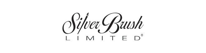 Silver Brush : Black Velvet
