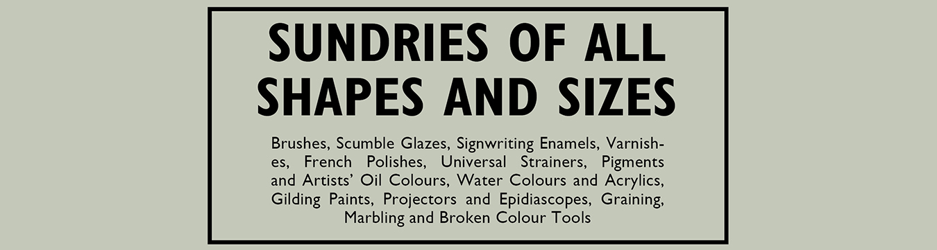 Sundry Adhesive Tapes