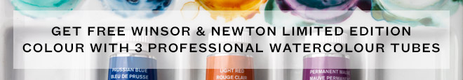 W&N : Professional Watercolour