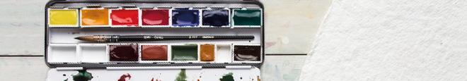 Watercolour Boxes