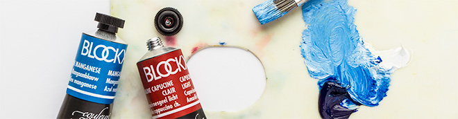 Blockx : Oil Paint 35ml Tubes : Save 35% off RRP
