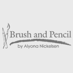 Brush and Pencil