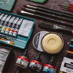Gifts for the acrylic painter