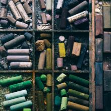 Коробки для Хранения Пастели