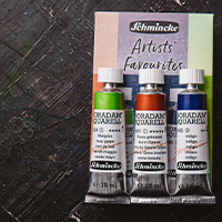 Schmincke : Horadam Watercolour Paint : Artist's Favourite Sets : Save over 30% off RRP