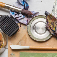 Encaustic Tools