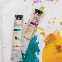 Peintures aquarelles