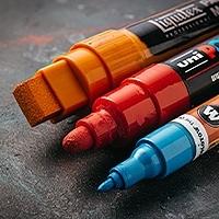 Ручки Маркеры