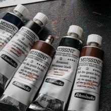 Schmincke : Mussini Oi Paint Sale