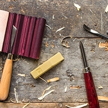 Printmaking Sharpening and Sundries