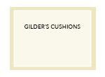 Gilder's Cushions