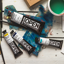 Golden Open Tubes: Get a free 150ml Golden Open Titanium White