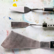 Jackson's : Palette Knives : Save an extra 15%