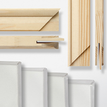 Jackson's : Museum Stretcher Bars and Stretched Canvas : Save an extra 15%