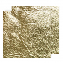 Gold and Metal Leaf