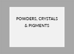 Powders, Crystals and Pigments
