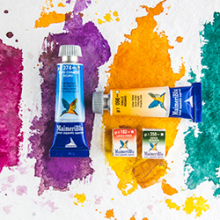 Maimeri Blu : Watercolour Paint : Save 25% off RRP
