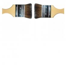 Flat Brushes for Gilding