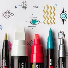 Acrylic Markers