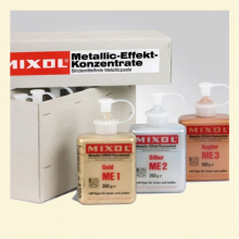 Metallic Paints and Tinters