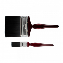 Standard Pure Bristle Flat Decorators' Brushes