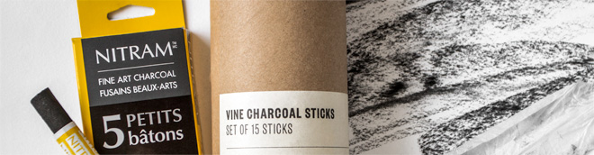 Selected Charcoal : Save 15%