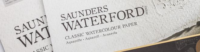 Saunders Waterford : Hot Press Blocks : Original Surface : Save 15%
