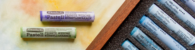 Schmincke : Soft Pastels : Save 20%