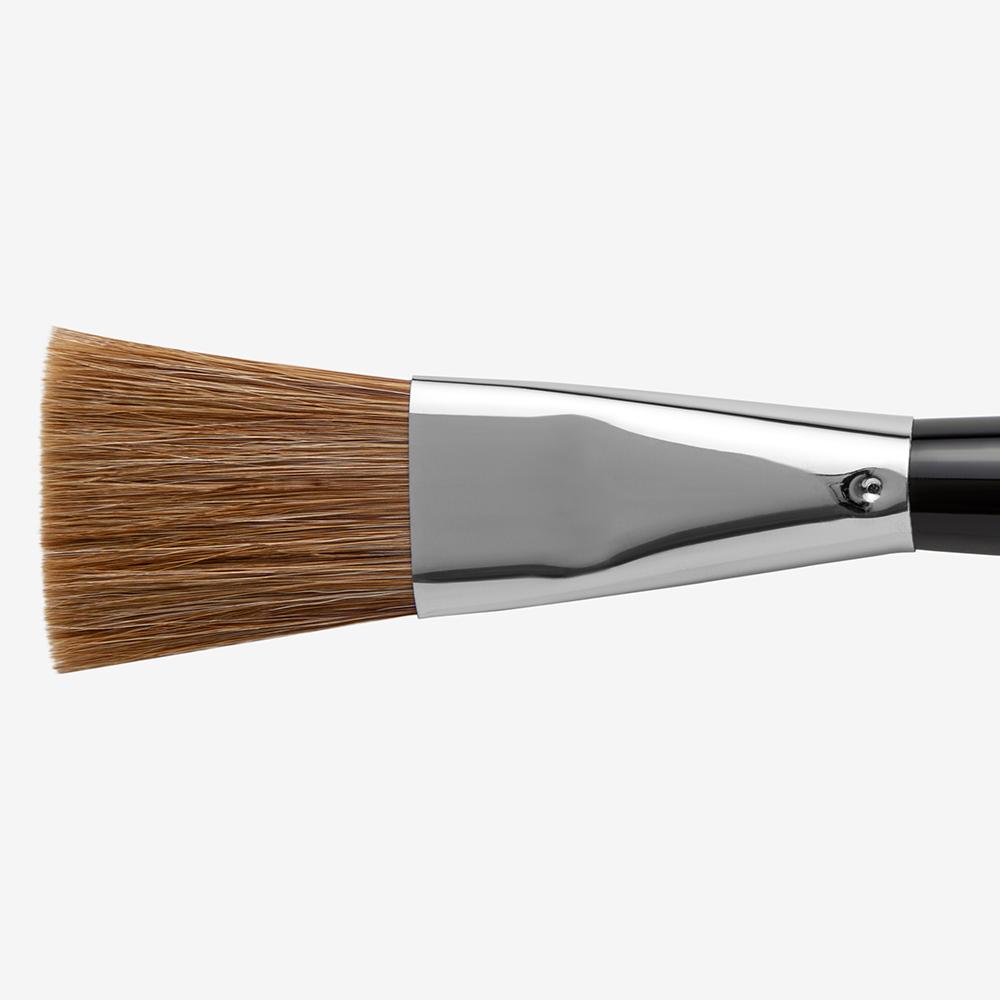 Imitation Sable One Stroke Lettering Brush 3//16 in Ox Handover
