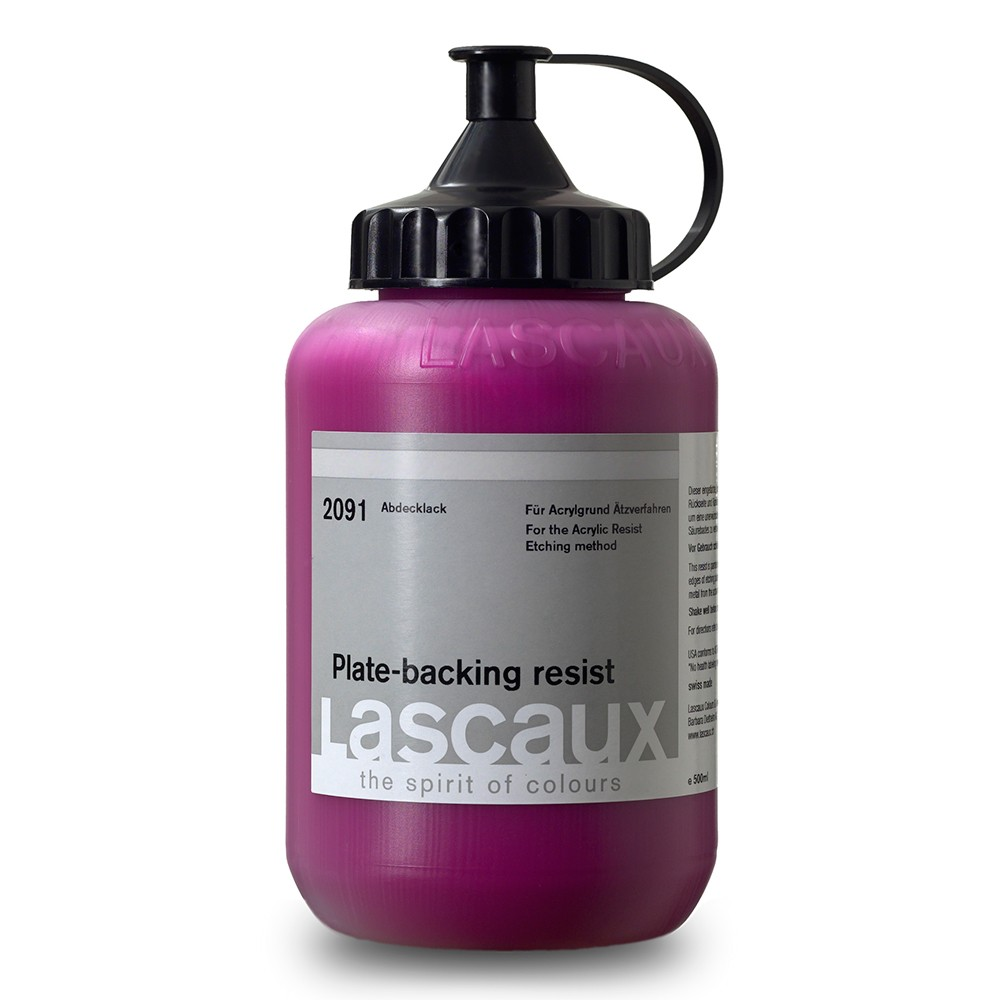 Lascaux : Etching : Plate-Backing Resist : 500ml