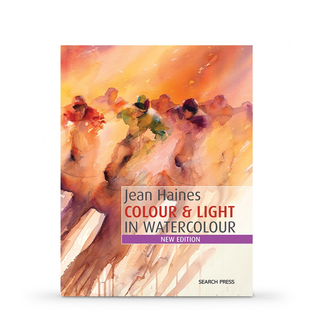 Jean Haines' Colour & Light in Watercolour: New extended edition Book by Jean Haines