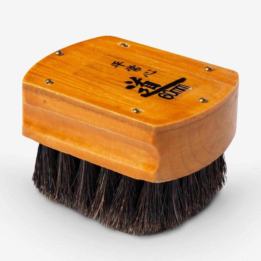 Sosaku : Japanese Block Inking Brush : Size 60mm