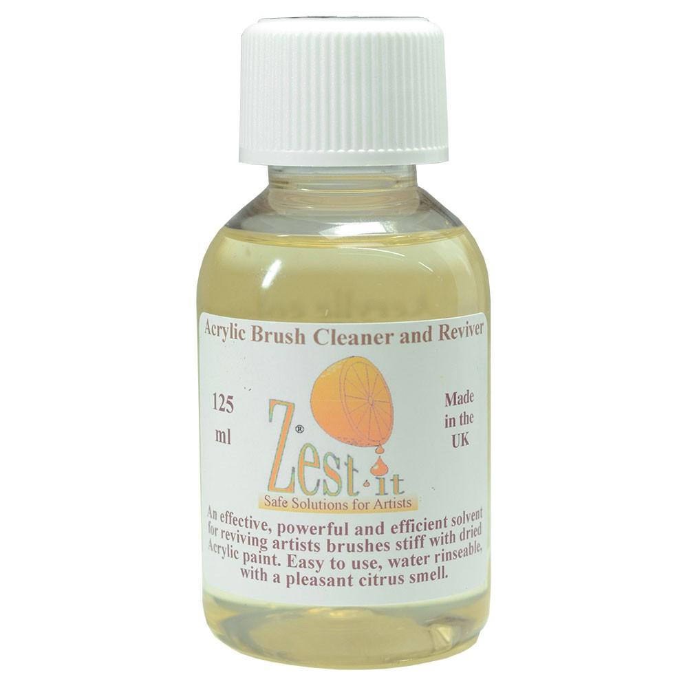 Zest It : Acrylic Brush Cleaner : 125ml