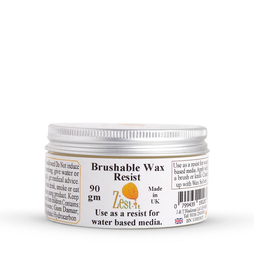 Zest-It : Brushable Wax Resist : 90g
