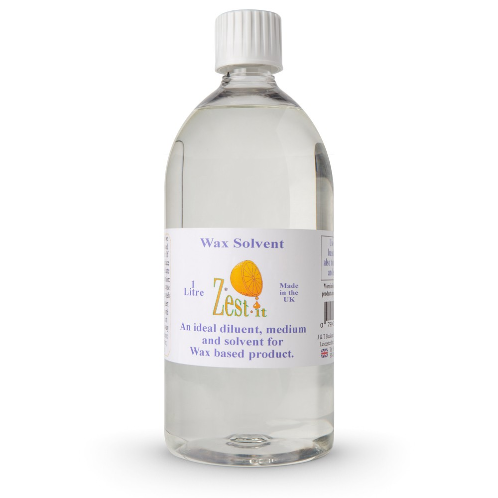 Zest It : Wax Solvent : 1000ml