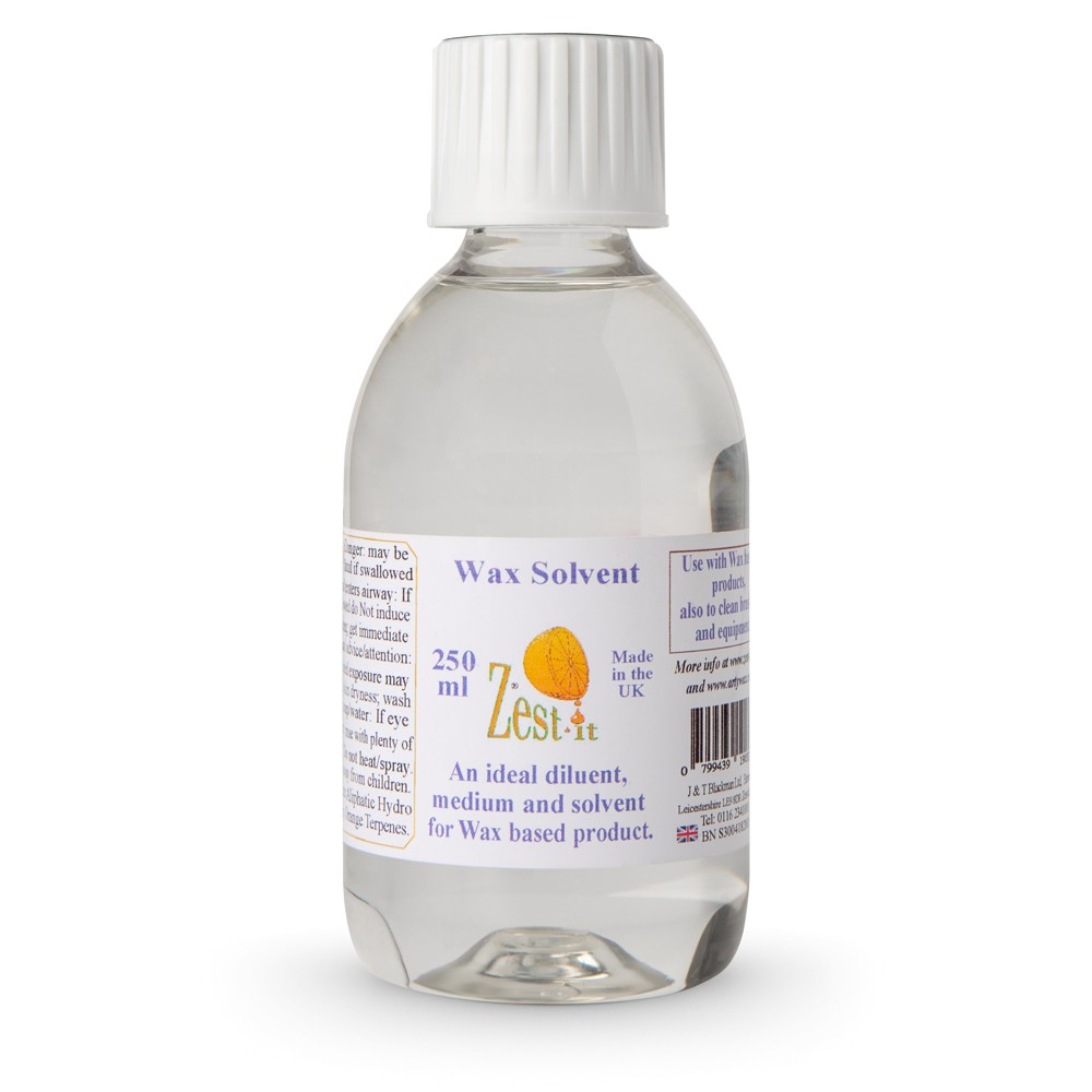 Zest It : Wax Solvent : 250ml