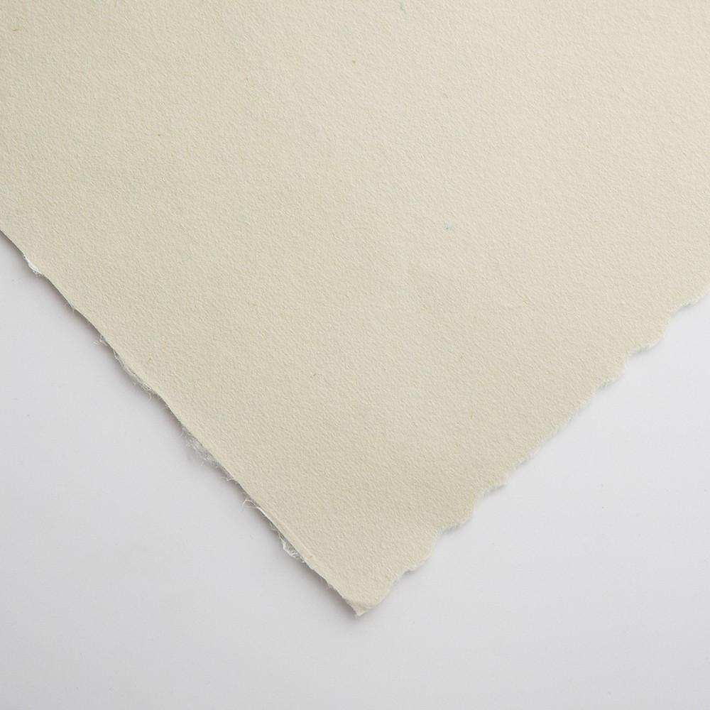 Awagami Washi : Japanese Paper : Kitakata Green : 36gsm : 43x52cm : Single Sheet