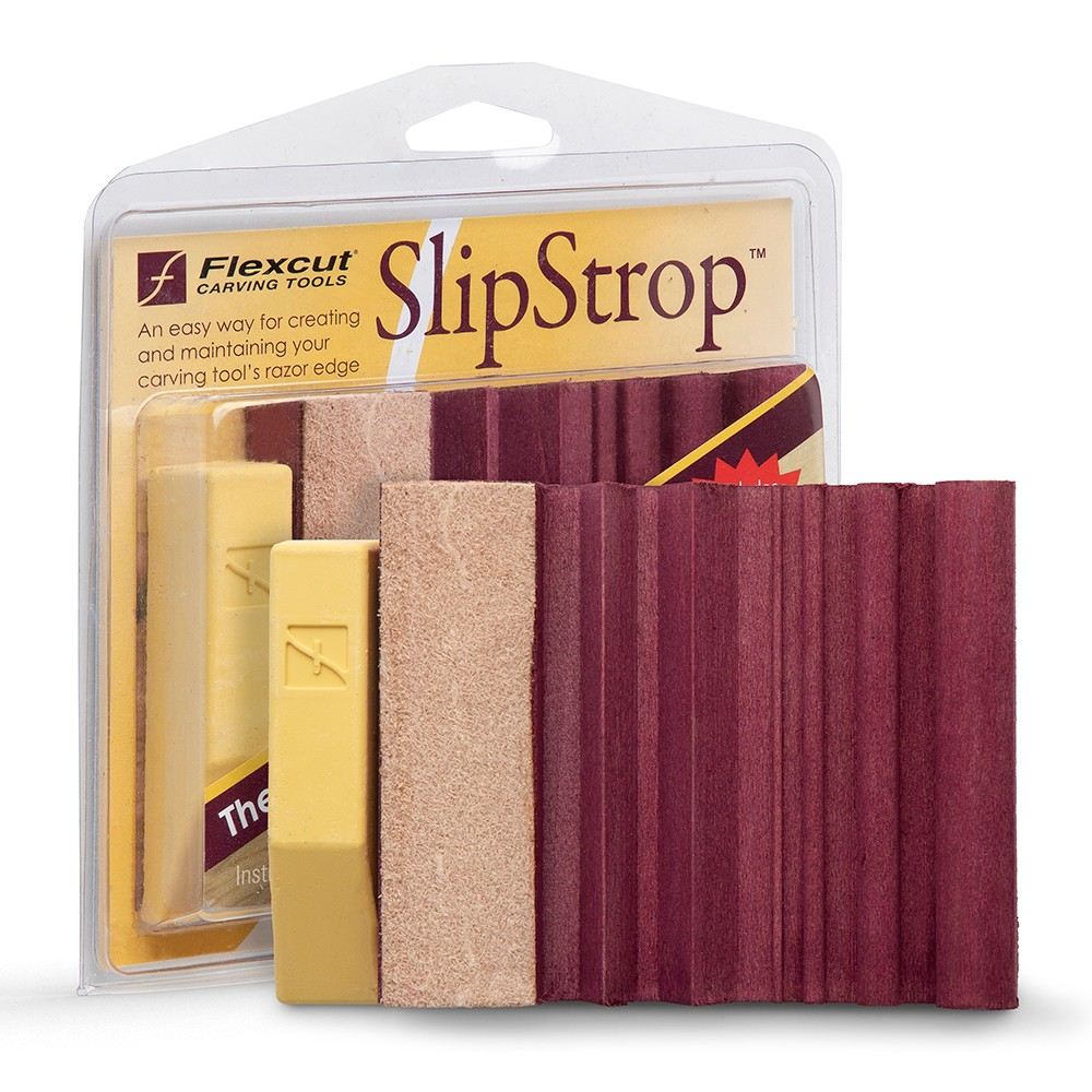 Flexcut : Slipstrop : Carving Tool Sharpening Kit