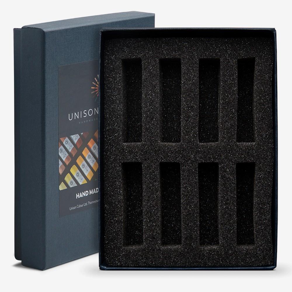 Unison : Soft Pastel : Empty Box Holds 8 Pastels