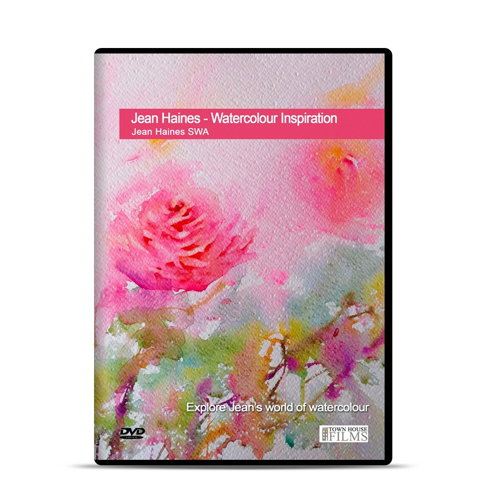 Townhouse DVD : Watercolour Inspiration : Jean Haines